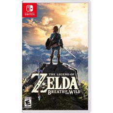 Compare Prices For Nintendo Switch The Legend Of Zelda Breath Of The Wild