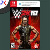 Nintendo Switch Wwe 2K18 Us Best Price