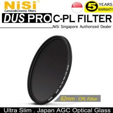 Nisi 82Mm Ultra Slim Cpl Filter Professional Circular Polarising Cheap