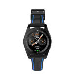 Latest No 1 G6 Fashion Sport Bluetooth Smart Watch Woman Man Running Smartwatch Black Intl