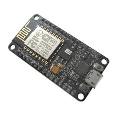 Nodemcu Lua Esp8266 Esp-12e Ch340g Wifi Network Development Board Module - Intl By Crystalawaking