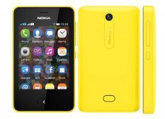 Sale Nokia Asha 501 Yellow Nokia Original