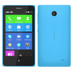 Compare Price Nokia X 4Gb Blue Export On Singapore