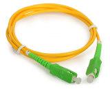 List Price Normal Fibre Optic Patch Sc Apc Sc Apc Single Mode Simplex Cable 12 Meters Generic