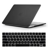 Best Offer Northjo 2 In 1 Rubberized Protective Matte Hard Shell Case And Keyboard Cover For Apple Macbook Pro 15 Inch With Touch Bar And Touch Id Model A1707 Black Intl