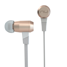 Discount Nuforce Be6 Superior Sounding Wireless Bluetooth Earphones Gold