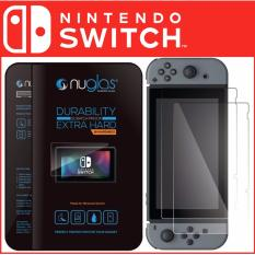 nuglas 9H Nintendo Switch Tempered Glass Screen Protector