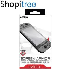 Who Sells Nyko Screen Armor Tempered Glass For Nintendo Switch