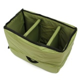 Great Deal Nylon Waterproof Camera Insert Padded Partition Bag Handbag For Dslr Slr Lens Intl