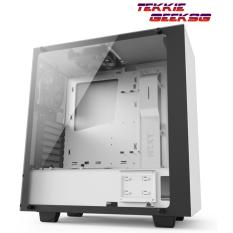 Nzxt S340 Elite Case W Tempered Glass Window Side Panel Matte White Price