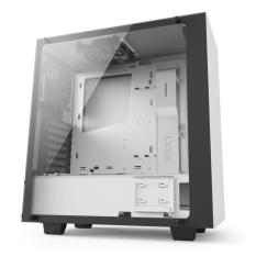 Purchase Nzxt S340 Elite White Tempered Glass Online