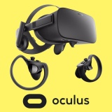 Brand New Oculus Rift Touch Virtual Reality System Intl