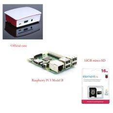 Buy Official Raspberry Pi 3 Model B Starter Kit