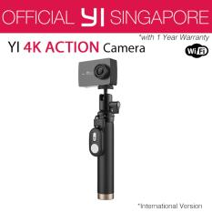 Official Xiaoyi Yi 4K Action Camera 2 Kit Black International English Version Price Comparison