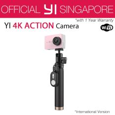 Official Xiaoyi Yi 4K Action Camera 2 Kit Rose Gold International English Version Xiaoyi Cheap On Singapore