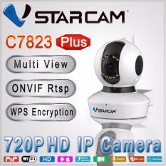 Latest Official Vstarcam Hd 720P C7823Wip Plus Cctv Pnp P2P Ip Camera Camcorder Pan Tilt Micro Sd