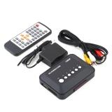 Oh 1080P Hd Usb Hdmi Multi Tv Media Videos Player Box Tv Videos Sd Mmc Rmvb Mp3 Coupon Code