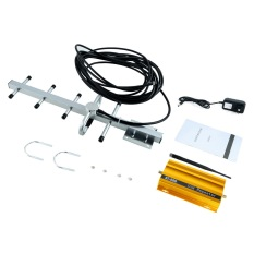 Discount Oh Gsm 900Mhz Mobile Phone Signal Booster Repeater Amplifier Yagi Aerial China