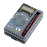 Buy Oh Lcd Mini Auto Range Ac Dc Pocket Digital Multimeter Voltmeter Tester Tool Online China