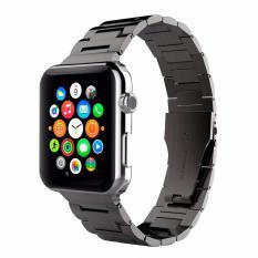 Compare Price Oittm Apple Watch Strap Stainless Steel Link Bracelet Trio Strap Series 1 2 3 42Mm Oittm On Singapore