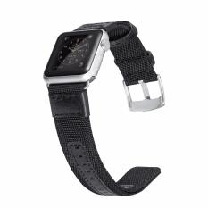 Oittm Apple Watch Strap Woven Nylon Series 1 2 3 42Mm Best Buy