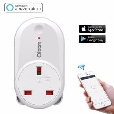 Price Comparisons For Oittm Wifi Smart Plug Socket Compatible With Amazon Alexa Google Assistant