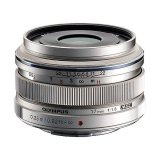 Coupon Olympus 17Mm F 1 8 M Zuiko Wide Angle Lens Silver Export