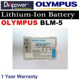 Sale Olympus Blm 5 Lithium Ion Battery For Olympus Camera By Divipower Online Singapore