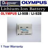 Olympus Li 90B Li 92B Lithium Ion Battery For Olympus Camera By Divipower Shop