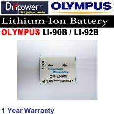 Olympus Li-90b / Li-92b Lithium-Ion Battery For Olympus Camera By Divipower.