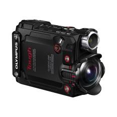 Price Olympus Stylus Tough Tg Tracker 4K Waterproof Action Camera Black Intl On Hong Kong Sar China