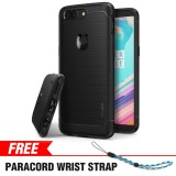 Top 10 Oneplus 5T Case Ringke Onyx Fine Brushed Metal Design Anti Slip Tpu Drop Protection Shock Absorption Technology Scratch Resistant Protective Cover For Oneplus 5T Black Intl