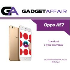 Oppo A57 Free Gifts 2 Years Warranty Cheap