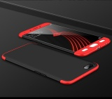Promo Oppo A77 Case Mooncase Frosted Armor Hard Pc Back Cover 360 Full Body Shockproof Protective With 3 Detachable Parts Phone Case As Shown Intl