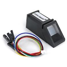 The Cheapest Optical Uart Serial Fingerprint Recognition Sensor Module For Arduino Intl Online