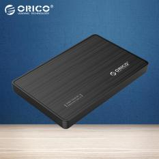 Orico 2588Us3 External 2 5 Hard Disk Drive Ssd Enclosure Case Usb 3 Black Coupon