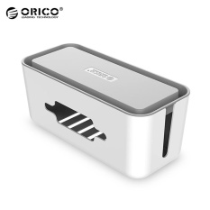 Best Rated Orico Management Power Socket Storage Box Cable Organizer Intl