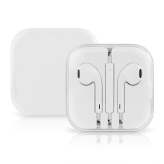 Retail Price Original Apple Earpods With Inline Remote And Mic Earphones White