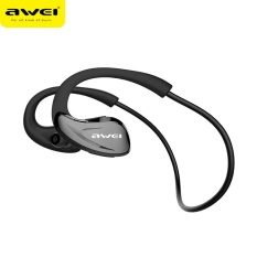 Original Awei A880Bl Bluetooth Headphone Sport Headset Nfc Wireless Earphone Super Bass Stereo Earphones With Microphone Earbuds Intl For Sale Online
