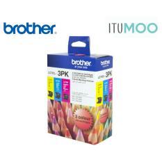 Original Brother Lc 73 Color Value Pack Ink Cartridge C M Y For Mfc J6510Dw Mfc J6710Dw Mfc J6910Dw Dcp J925Dw Mfc J825Dw Mfc J5910Dw Dcp J725Dw Dcp J525W Mfc J625Dw Mfc J432W And Mfc J430W Printer For Sale Online