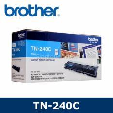 Original Brother Tn 240C Cyan Toner For Printers Mfc 9320Cw Hl 3040Cn Hl 3070Cw Dcp 9010Cn Mfc 9120Cn Hl 3045Cn Hl 3075Cw Mfc 9125Cn Mfc 9325Cw Price