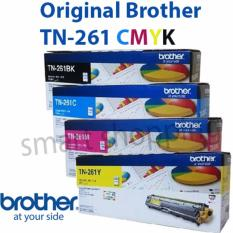 Original Brother Toner TN-261 Cyan 261 TN261