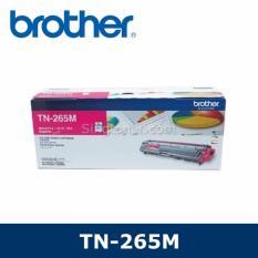 Original Brother Toner Tn 265M Magenta High Yield For Printer Hl 3150Cdn Hl 3170Cdw Mfc 9140Cdn Mfc 9330Cdw Tn265M Tn265 Tn 265 In Stock