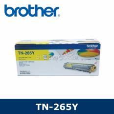 Buy Original Brother Toner Tn 265Y Yellow High Yield For Printer Hl 3150Cdn Hl 3170Cdw Mfc 9140Cdn Mfc 9330Cdw Tn265 Tn 265 Tn265Y On Singapore