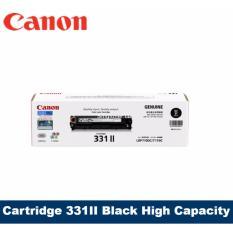 Original Canon Cartridge 331Ii Black Toner High Capacity For Canon Laser Shot Lbp7110Cw Lbp7100Cn Imageclass Mf8210Cn Mf8280Cw Printers Crg331 Crg 331 Crg 331 Coupon Code