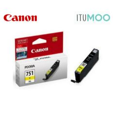 Sale Original Canon 751 Xl Yellow For Canon Pixma Ip7270 Mg5470 Mg6370 Ink Tank Online Singapore