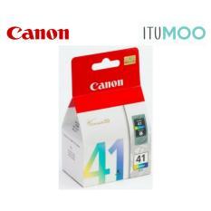 Sale Original Canon Cl 41 Color For Canon Pixma Ip1600 2200 6220D Printer Online Singapore