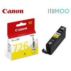 Original Canon Cli 726 Yellow For Canon Pixma Mx897 Ip4870 Ip4970 Mg5370 Mx886 Mg5170 Mg5270 Ix6560 Mg6270 Mg8270 Mg6170 Mg8170 Discount Code