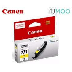 How Do I Get Original Canon Cli 771Xl Yellow For Canon Pixma Mg5770 6870 7770 Ink Tank Yellow 10 8Ml 2K Pages 771Y Xl