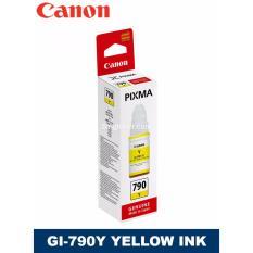 Best Original Canon Gi 790 Gi 790 Black Cyan Magenta Yellow Refill Ink Bottles For Canon Pixma G1000 Pixma G2000 Pixma G2002 Pixma G3000 Pixma G4000 Gi790